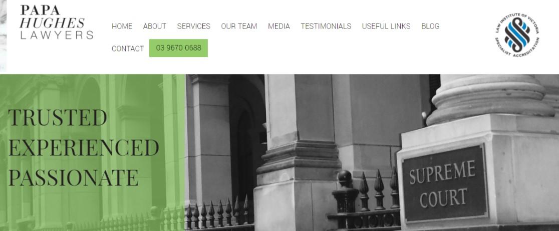 Best Melbourne criminal law firm