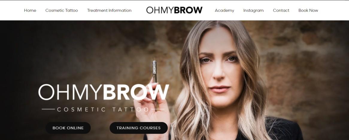 Aftercare eyebrow microblading Australia