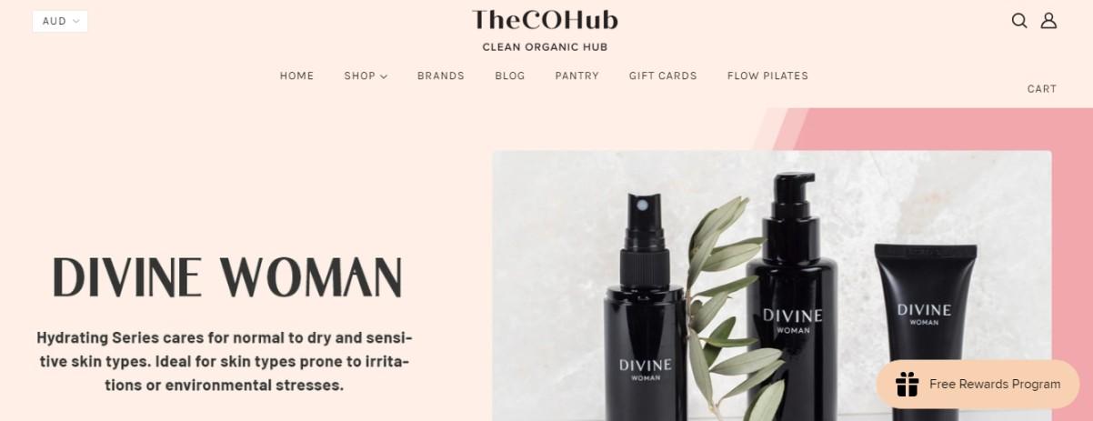 Australia beauty suppliers natural