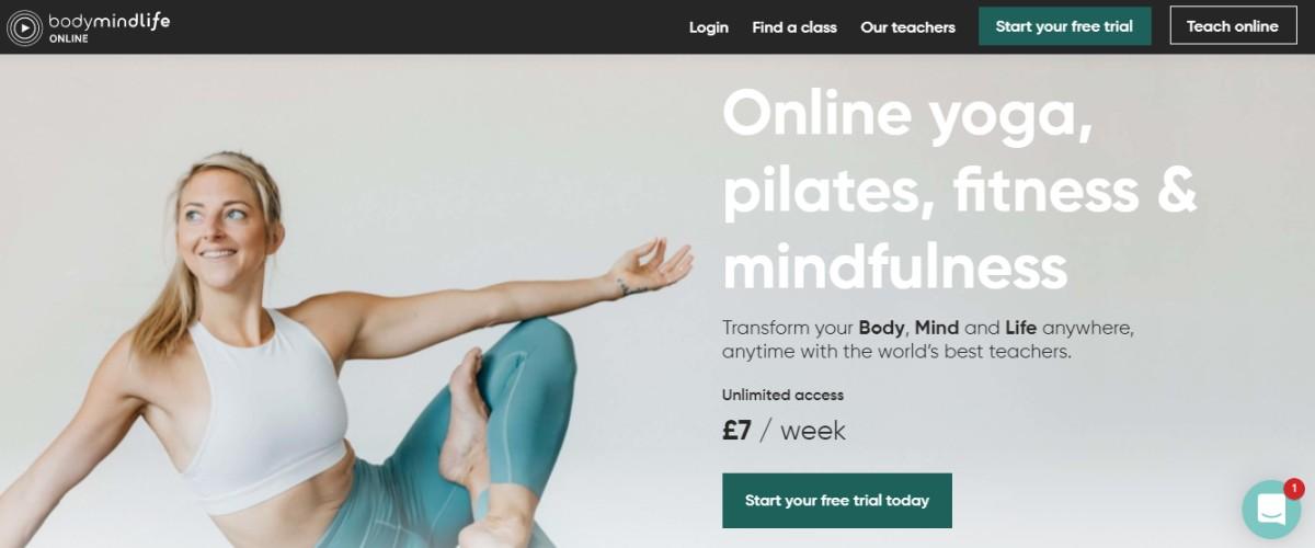 Yoga courses online best
