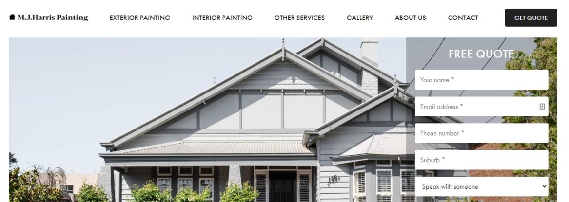 Melbourne painters service