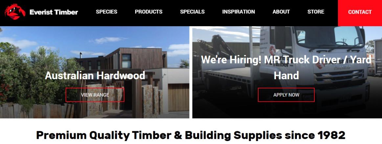 Melbourne provider timber floors