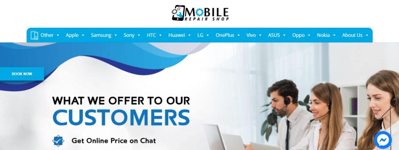 Shop for phone repair Australia