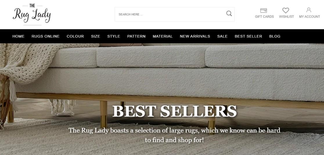 Australia best rug supplier