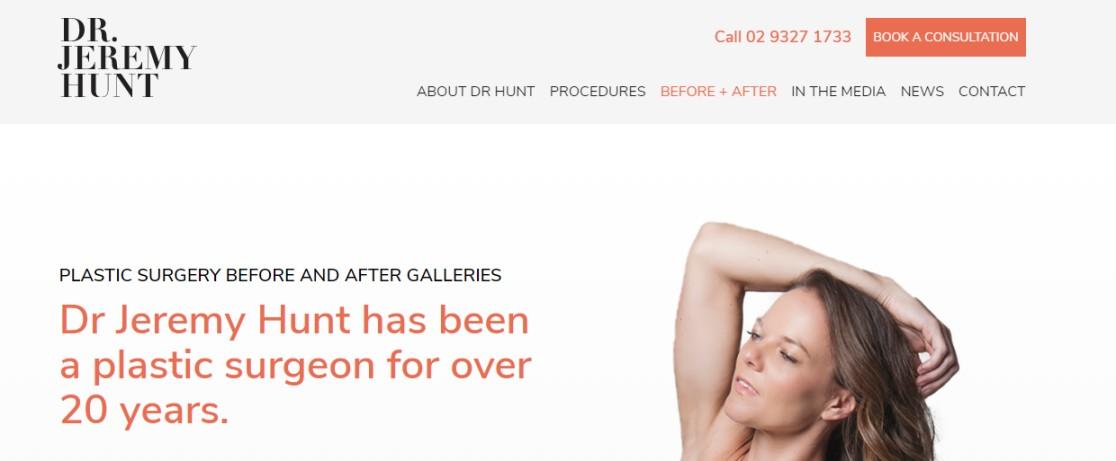 Breast surgeon Australia