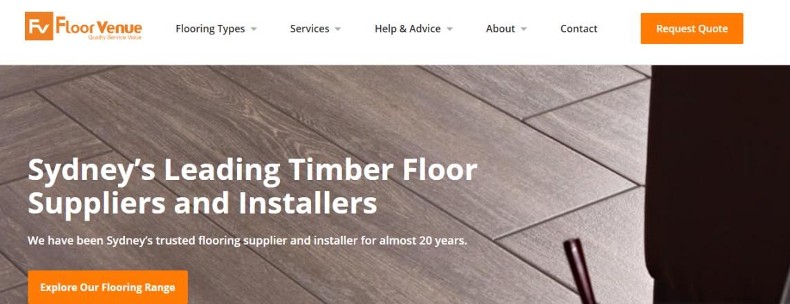 Timber floors Sydney