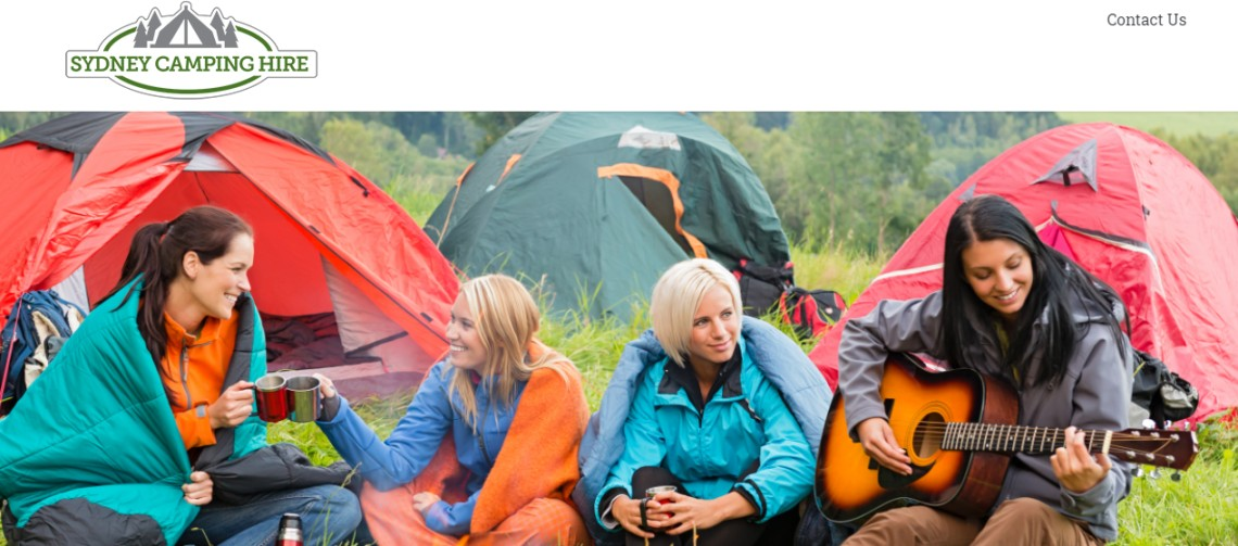 Best camping hire in Australia