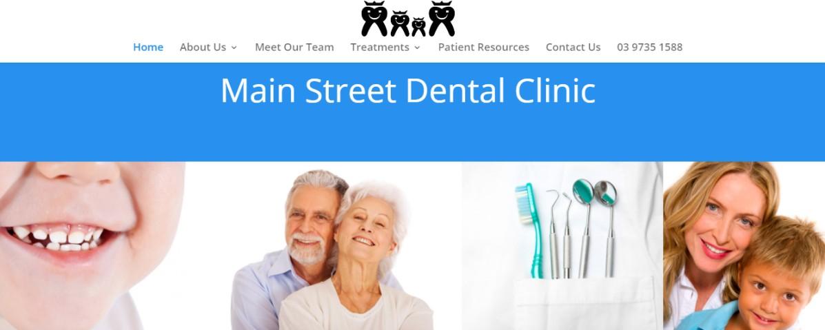 Melbourne teeth whitening dentist