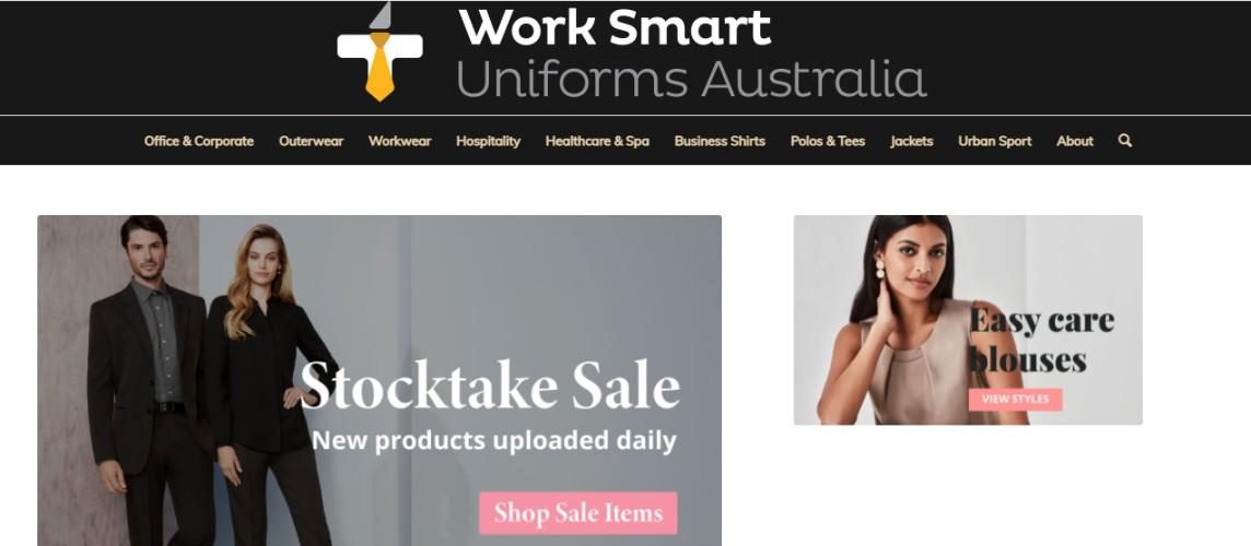 Workwear uniforms Australia