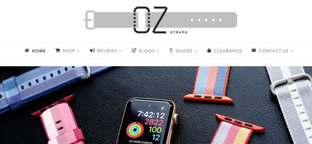 Apple watch band website