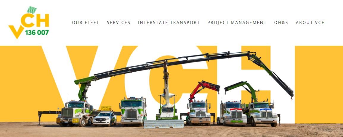Cranes from Victoria provider